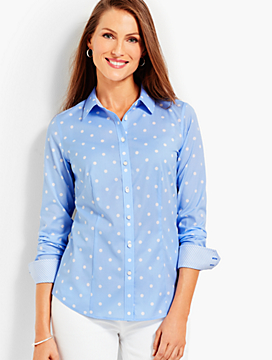 The Perfect Shirt - Dots