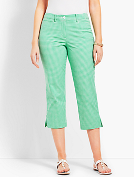 Perfect Skimmer - Curvy Fit/Gingham