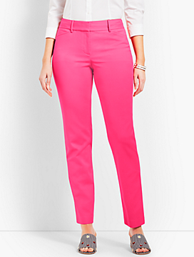 Talbots Hampshire Ankle Pant - Curvy Fit