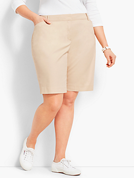 "10 1/2"" Perfect Short - Curvy Fit"