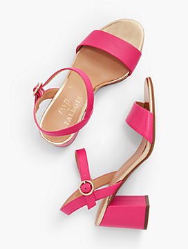 Bettie Soft Nappa City Sandals