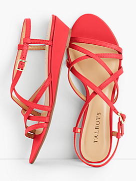 Capri Leather Sandals