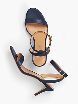 Rosalie Sandals-Soft Nappa Leather
