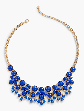 Tonal Statement Necklace