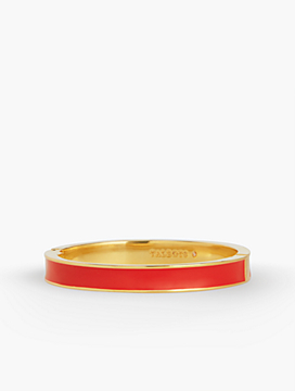 Thin Enamel Bangle
