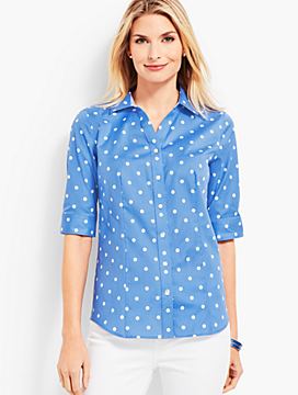 The Perfect Shirt - Polka Dot