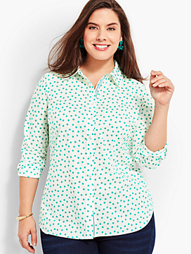 The Classic Casual Shirt - Dots