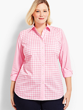 The Classic Casual Shirt - Gingham