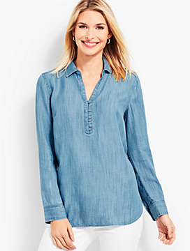 The Classic Casual Popover - Tencel®