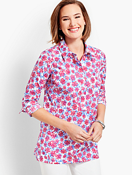 The Perfect Tunic - Ditsy Floral
