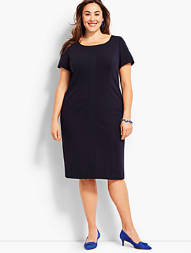 Italian Luxe Knit Sheath