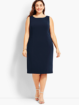 Easy Lightweight Sheath Dress