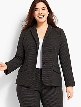 Mini-Dot Blazer