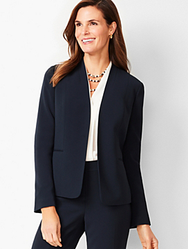 Lightweight Unlined Blazer