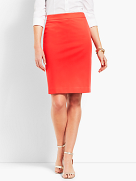 Twill Cambridge Skirt
