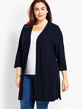 No-Close Cardigan