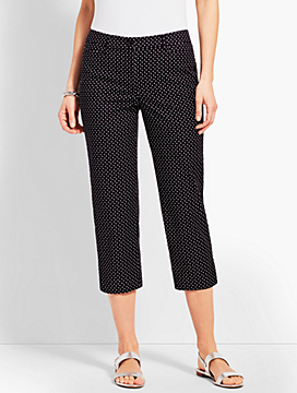 Perfect Skimmer Pant - Dot