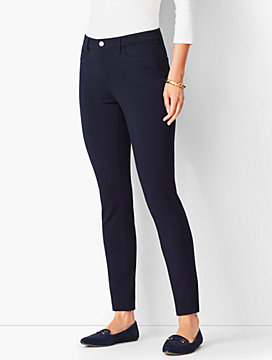 Five-Pocket Ponte Jegging
