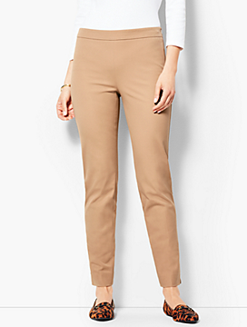 Talbots Chatham Ankle Pants- Solid