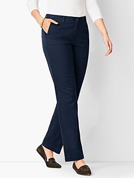 Full-Length Chino Pant - Curvy Fit