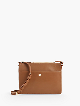 Small Crossbody Bag - Vachetta Leather
