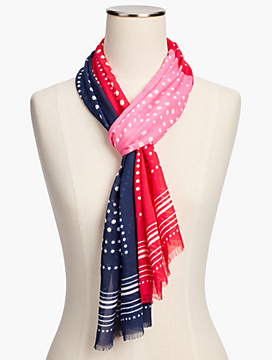 Square Dot Scarf