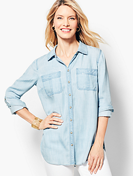 Tencel® Denim Shirt