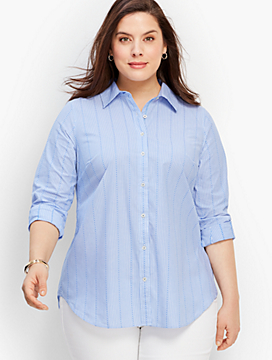 The Classic Casual Shirt - Empire Dot Stripes