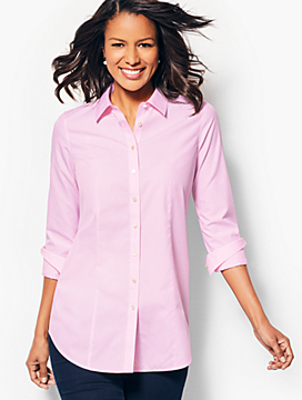 The Perfect Long-Sleeve Shirt - Extra Long
