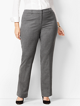 Luxe Italian Flannel Talbots Windsor Pants