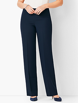curvy fit pants complement a women s natural curves talbots