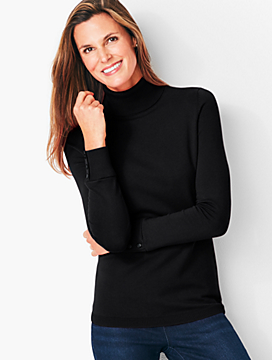 Perfect Long Sleeve Turtleneck