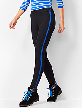 Ponte Stirrup Leggings