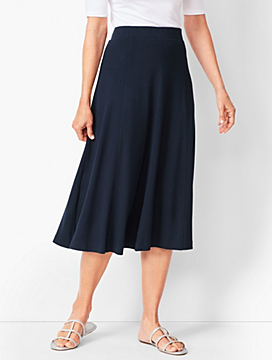 Supersoft Ponte Midi Skirt