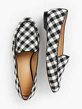 Ryan Loafers - Buffalo Plaid