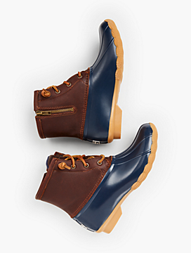 Sperry® Saltwater Rainboots - Nappa Leather