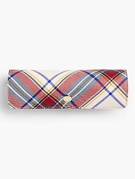 Daily Pill Case - Stripe or Tartan Plaid