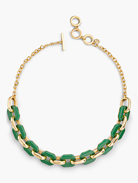 Bold Links Necklace