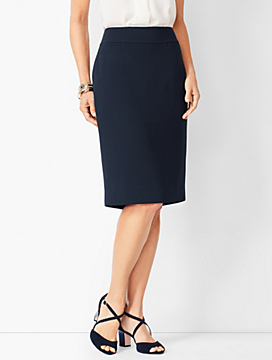 Easy Travel Pencil Skirt