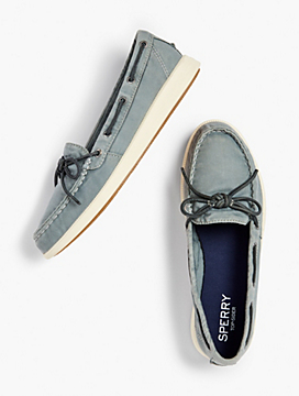 Sperry® Canvas Boat Shoes