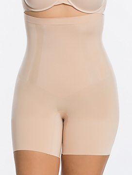 Spanx® OnCore High-Waist Mid-Thigh Short