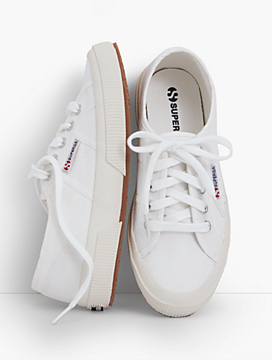 Superga® Lace-Up Sneakers