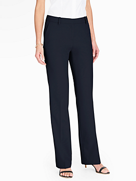 Talbots Windsor Pant - Curvy Fit/Lindsey Fabric