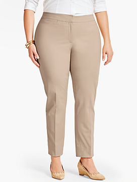 Womans Talbots Hampshire Ankle Pant