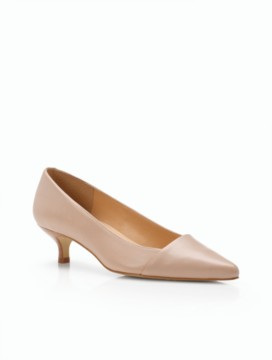Pippa Kitten-Heel Pumps