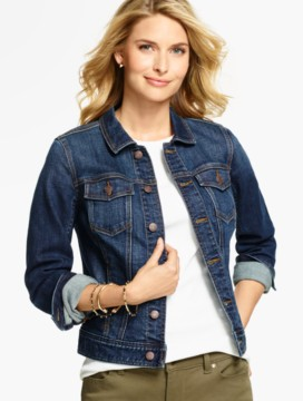 The Classic Denim Jacket - Leeward Wash