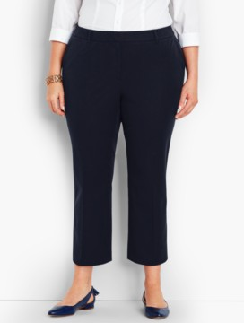 Bi-Stretch Tailored Crop