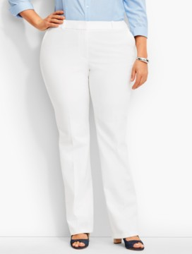 Talbots Freeport Pant-Double-Weave
