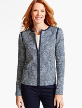 Holiday Tweed Jacket