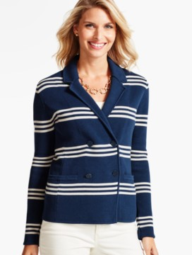 Mariner's Stripe Jacket